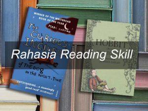 Rahasia Cara Belajar Reading Skill | Cara Paling Cepat & Ampuh